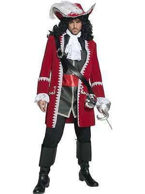 Costume pirate homme luxe - taille m