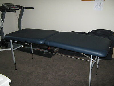 Portable Massage Table with Cover and Carry Case