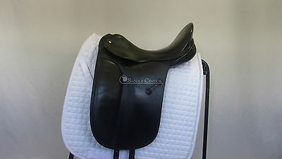 """Signature by Barnsby 16"""" Show / Dressage Saddle"""