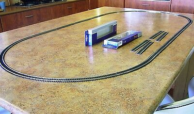 ROCO #42202, 42223 - HO scale TRACK OVAL - code 100 track with RADIUS 3 curves