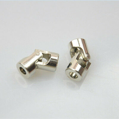 5mm*4mm Stainless Steel Universal Joint Shaft Coupling RC Motor Boat Connector