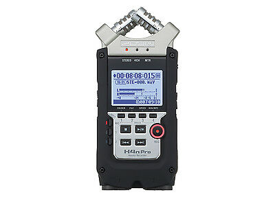 Zoom H4n PRO Handy Digital Recorder B-STOCK + Free Priority Shipping