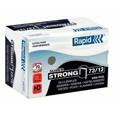 Rapid 24890800 1/2-Inch 73 Series Staples for Stapling Pliers with HD31, 5000