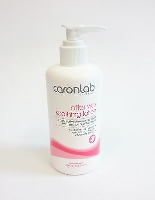 Caron Caronlab After Wax Soothing LOTION Mango & Witch Hazel - 250ml