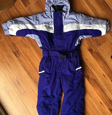 Columbia Tectonite Waterproof Ski Snow Suit Baby Boy Toddler Size 2T
