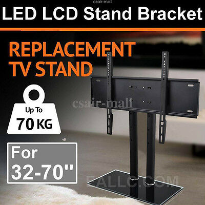 TV Mount Bracket Desktop Stand base LCD Plasma LED TV 32-55'' Screen Universal