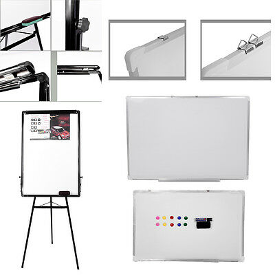 Panana Magnetic Dry Wipe Whiteboard White Notice Memo Board Office School Home