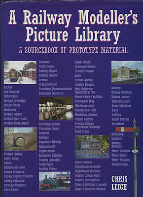 A Railway Modeller's Picture Library Sourcebook of Prototype Material