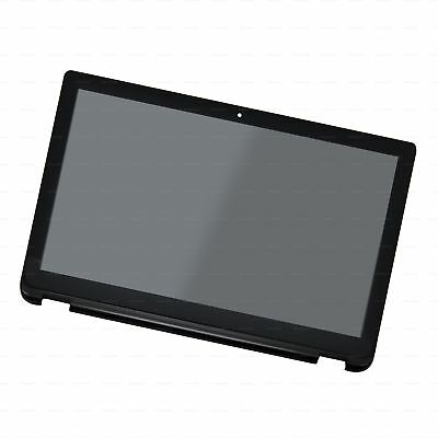 "15.6"" LCD Touch Screen Digitizer + Bezel For Toshiba Satellite P55W-B5224 P55W-B"