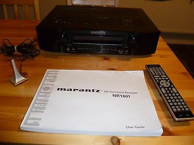 Marantz NR 1601 Slimline 7.1 Surround Receiver