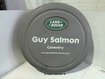 "1998 - 2006 Land Rover Freelander 1 15"" Spare Wheel Cover With Logo #0901"