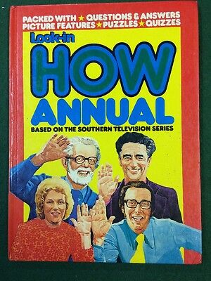 Look In How Annual