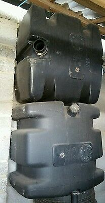 volvo coach replacement fuel tanks x3 left,right and middle tanks