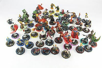Heroclix Infinity Challenge & Universe 61 Figures (59 Different) Iron Man Ultron