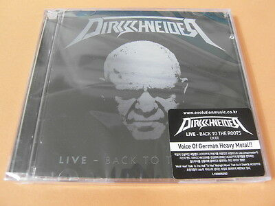 DIRKSCHNEIDER - Live : Back The The Roots [2 CD]  (Sealed)