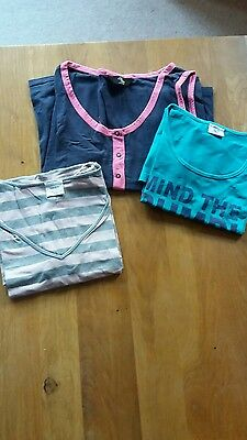 maternity tshirts and nighty size 14 & 16