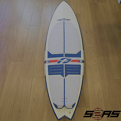F-One Muti Monteiro Pro Model Kite/Surfboard
