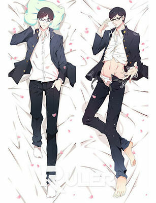 Anime Dakimakura Pillow Case Haven't You Heard? I'm Sakamoto Sakamoto MGF68090