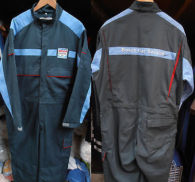 """Bosch Car Service Overalls – 36"""" to 54"""" Sizes"""