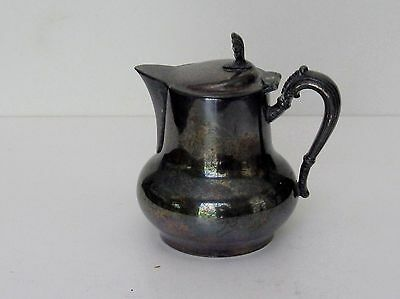 Silver plated Middletown Plate Co. pitcher