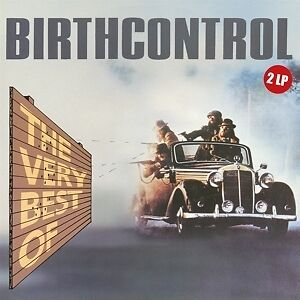 The Very Best Of Birth Control - BIRTH CONTROL [2x LP]