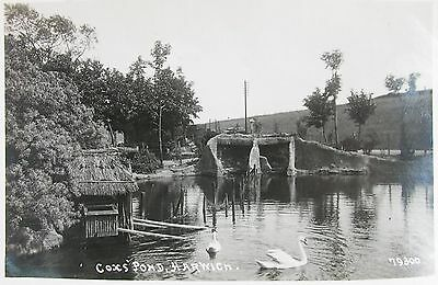 Tranquil Cox's Pond Harwich Essex Early Rp Pc