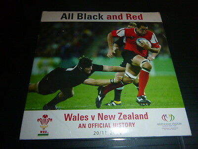 Wales V Nz  Rugby  An Official History Dvd
