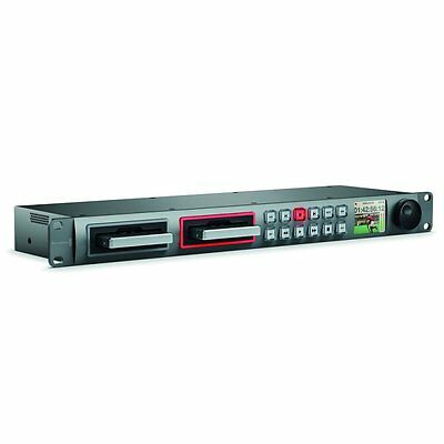 Blackmagic HyperDeck Studio 2 Händler NEU OVP NEW