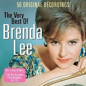 The Very Best Of - LEE BRENDA [2x CD]