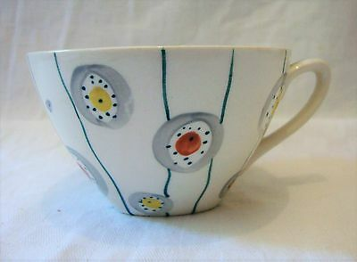 Midwinter Stylcraft Fashion Tea Cup -  Festival by Jessie Tait