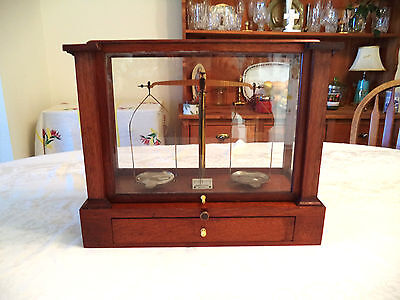 Antique Beam Balance Scale H. Kohlbusch New York. Circa Late 1800's-Early 1900's