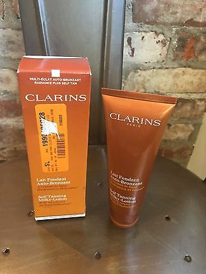 CLARINS Self-Tanning Milky-Lotion With Fig Extract