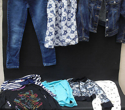 Bundle of items x 8 for age 9-10 years GAP Fat Face Next Zara