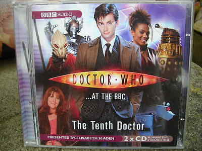 "Doctor Who at the BBC  ""The Tenth Doctor""  Audiobook CD"