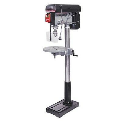 "King Canada Tools KC-118FC-(LS) 17""  DRILL PRESS WITH SAFETY GUARD LIMIT SWITCH"