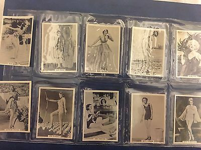 B.A.T. - Modern Beauties 2nd Series 1938 full set excellent condition
