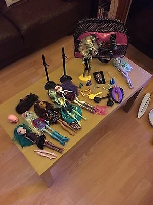 Monster High Dolls Bundle