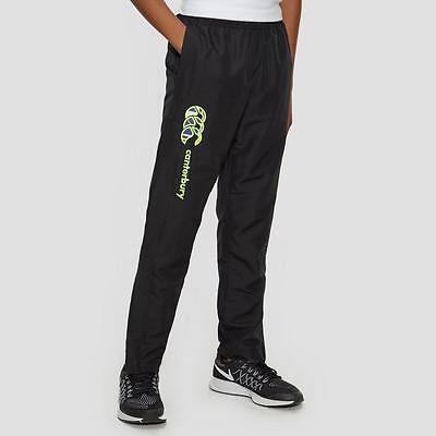 Canterbury Junior Uglies Tapered Open Hem Stadium Pants Black