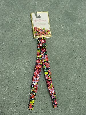 Lilly PULITZER SUNGLASS STRAP *Wild Confetti* Glasses Holder NWT Croakie