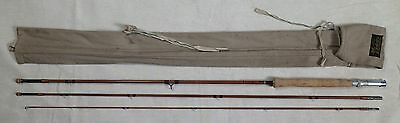 J.S. Sharpes Aberdeen 'Scottie' split cane trout fly fishing rod. 'The Aberdeen'