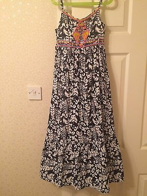 Girls Maxi Dress From M&S Limited Addition Age 10