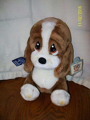 "Applause Sad Sam Speaks Plush 8"" Whimpers With Tag"
