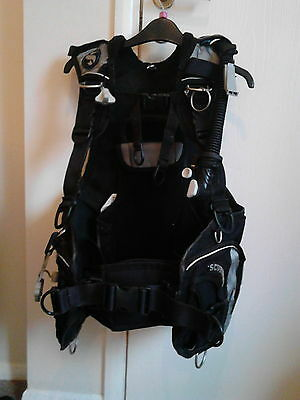 Scuba Pro Glide Star BCD Weight System (M)
