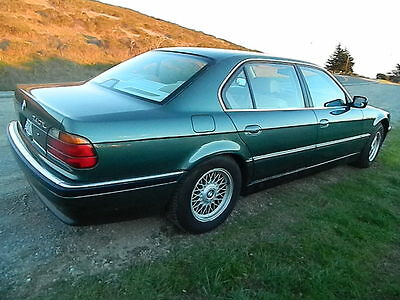 1997 BMW 7-Series Burlwood 1997 bmw 740il , Low Low 70k Original Miles!! Runs and drives perfectly.