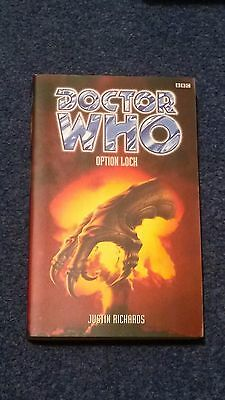 doctor who book - OPTION LOCK