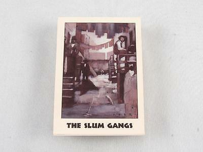1992 True Crime Series One G-Men & Gangster  Trading Cards 1 To 55  Mint