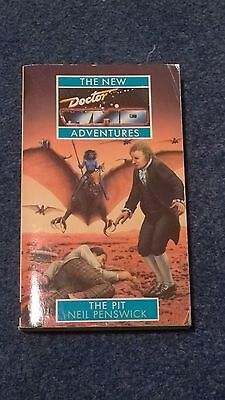 doctor who book - THE PIT
