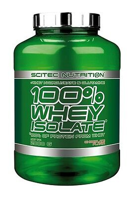 Scitec Nutrition 100% Whey Isolate 2 kg 2000 g  isolate + 4 OMAGGI