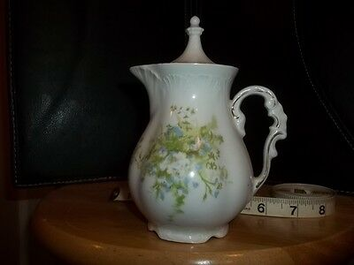 Porcelain creamer with Lid No chips