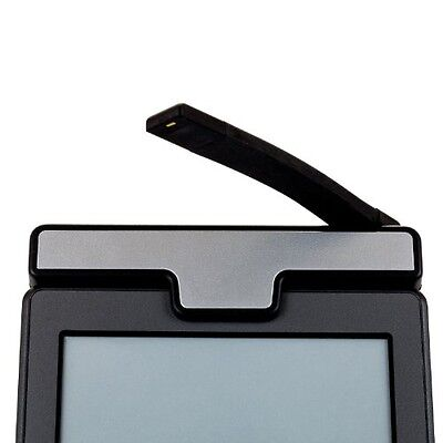 Kindle Light and LED Book Light, Swivel Light, Graphite Insert, Black  by WITHit